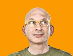 Seth Godin (round 2): Making the choice, taking responsibility, becoming indispensable